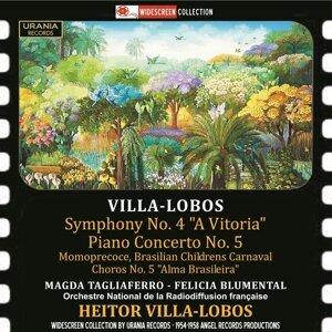 Villa-Lobos, Heitor Foto artis