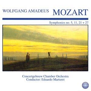 Concertgebouw Chamber Orchestra, Eduardo Marturet Foto artis