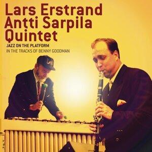 Lars Estrand-Antti Sarpila Quintet Foto artis