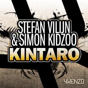 Stefan Vilijn, Simon Kidzoo Foto artis