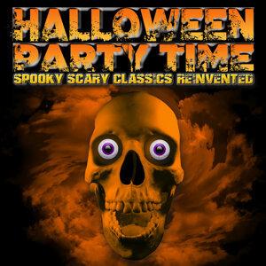 Halloween Scream Team Foto artis