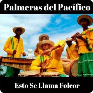 Palmeras del Pacífico Foto artis