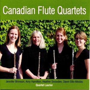 Laurier Quartet Foto artis