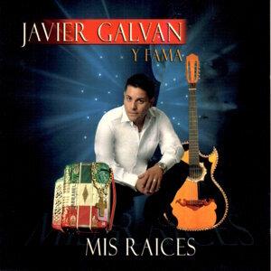 Javier Galvan, Fama Foto artis