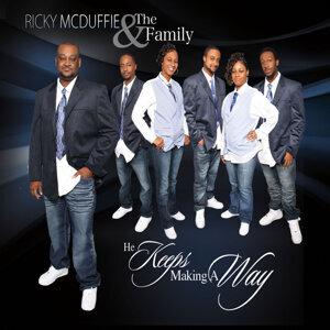 Ricky McDuffie & the Family Foto artis