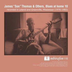 James Son Thomas, Joe Cooper, Eddie Cusic Foto artis