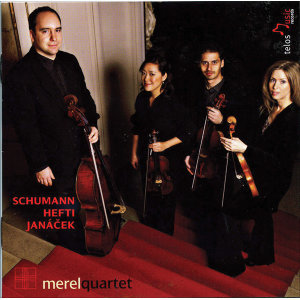 Merel Quartet Foto artis