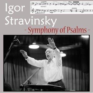 Orchestre de Concerts Walther Straram, Igor Stravinsky, Alexis Vlassof Chorus Foto artis