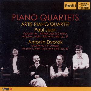Artis Piano Quartet Foto artis