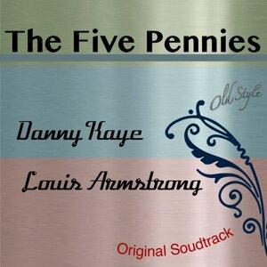 Danny Kaye, Louis Armstrong Foto artis