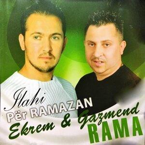 Ekrem Rama, Gazmend Rama Foto artis