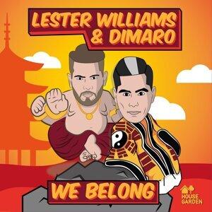 Lester Williams, Dimaro Foto artis