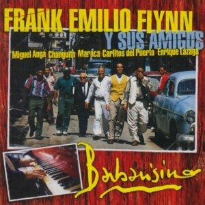 Frank Emilio Flynn, Miguel Angá, Changuito, Maraca, Carlitos del Puerto, Enrique, Lazaga Foto artis