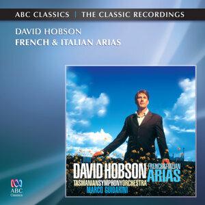 David Hobson, Tasmanian Symphony Orchestra, Marco Guidarini Foto artis