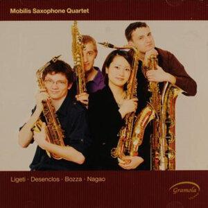 Mobilis Saxophone Quartet Foto artis