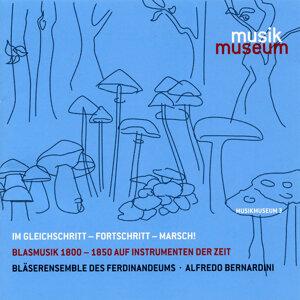 Bläserensemble des Ferdinandeums Foto artis