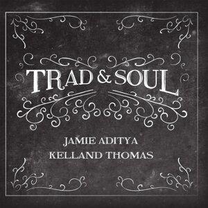 Jamie Aditya, Kelland Thomas Foto artis