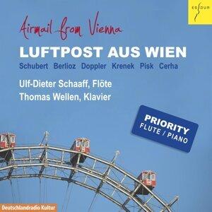 Ulf-Dieter Schaaff & Thomas Wellen Foto artis