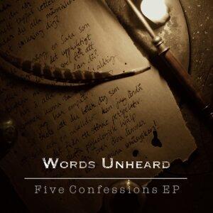 Words Unheard Foto artis