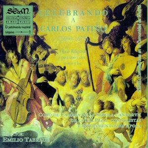 Coro de Cámara de la Schola Cantorum de la Universidad de Las Palmas de Gran Canarias & Emilio Tabraue Foto artis