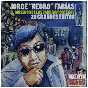 Jorge Negro Farías Foto artis