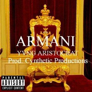 Armani Foto artis