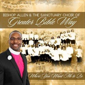 Bishop Allen, The Sanctuary Choir of Greater Bible Way Foto artis