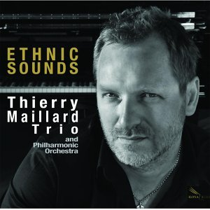 Thierry Maillard Trio and Philharmonic Orchestra Foto artis