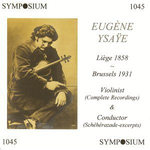 Eugène Ysaÿe Foto artis