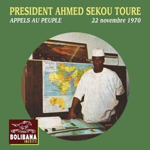 Sekou Toure Foto artis