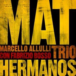 Marcello Allulli Trio Foto artis