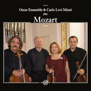 Oscar Ensemble, Carlo Levi Minzi Foto artis
