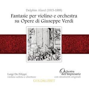 Orchestra dell'Impresario, Luigi De Filippi Foto artis