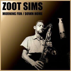 Zoot Sims, Bob Brookmeyer, Zoot Sims Quartet Foto artis
