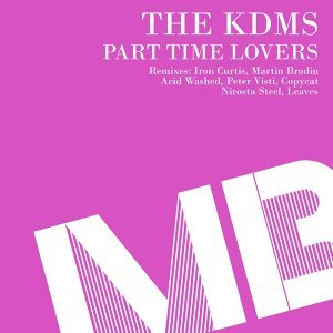 The KDMS 歌手頭像