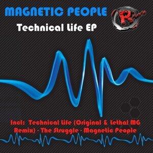 Magnetic People Foto artis