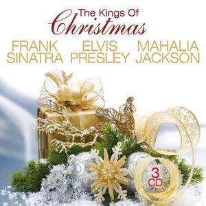 Elvis Presley, Frank Sinatra, Mahalia Jackson Foto artis