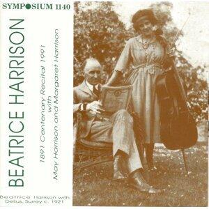 Beatrice Harrison Foto artis