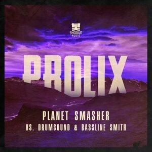 Prolix, Drumsound, Bassline Smith Foto artis
