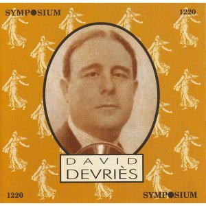 David Devries Foto artis