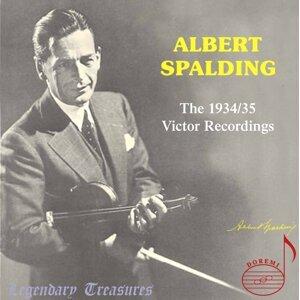 Albert Spalding Foto artis