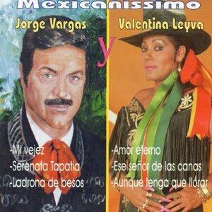 Jorge Vargas, Valentina Leyva Foto artis