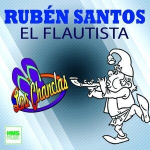 Los Chanclas, Rubén Santos Foto artis