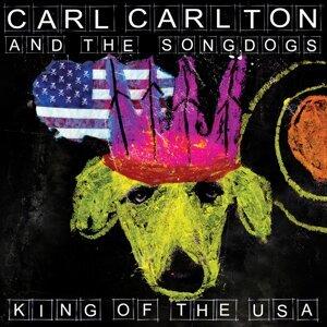 Carl Carlton & The Songdogs Foto artis