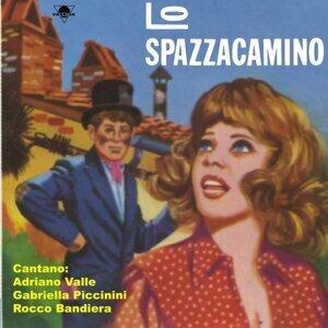 Adriano Valle, Gabriella Piccinini, Rocco Bandera Foto artis