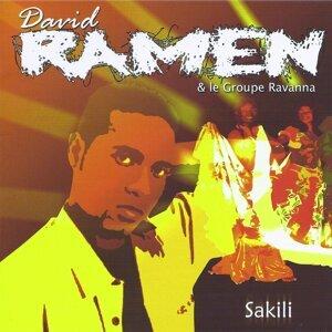 David Ramen, Le Groupe Ravanna Foto artis