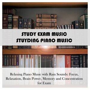 Study Exam Music & Studying Piano Music Foto artis