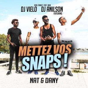 DJ Anilson, DJ Vielo, Nat, Dany Foto artis