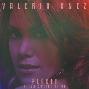Valeria Añez, DJ Switch It Up Foto artis