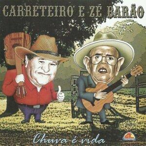 Carreteiro e Zé Barão Foto artis